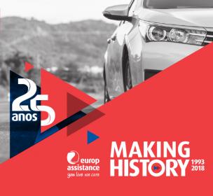 25 anos EA Portugal